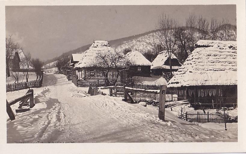 Карпаторусинська хыжа – історичный опис