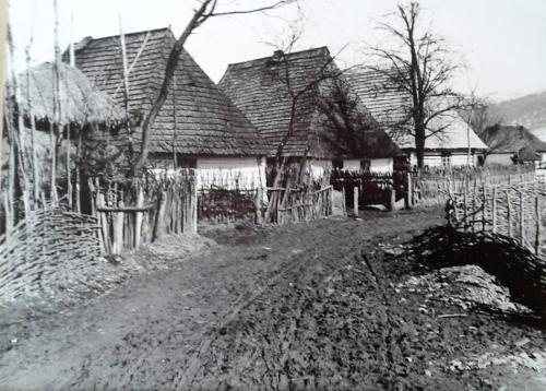 Якōв была русинська хыжа у давнину?